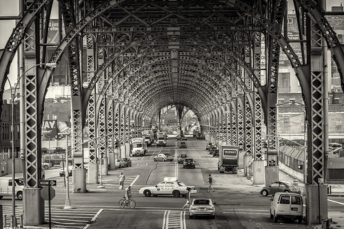 Riverside drive viaduct NYC