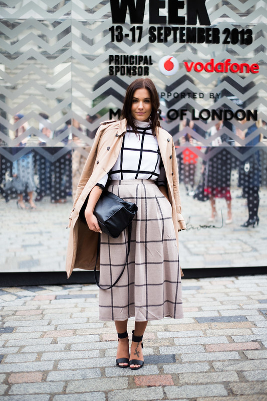 Street Style - Hannah, London Fashion Week