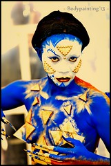 - Bodypainting´13/40 -