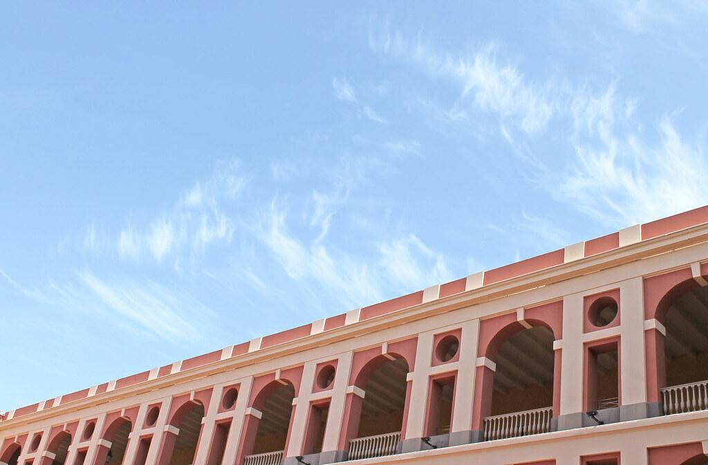 Clouds of San Juan (Museo de Las Americas)