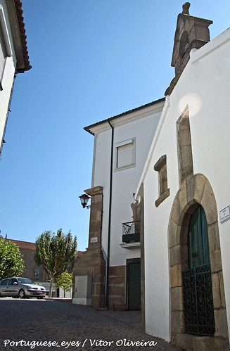 Capela de Nossa Senhora do Amparo - Moimenta da Beira - Portugal