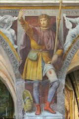 Saint-Roch (église Sainte-Marie des Anges, Lugano)