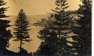 Coast Scene [RAHS/Frank Walker Collection]