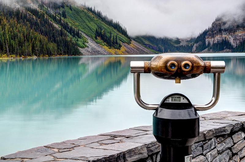 lake louise scope HDR