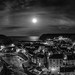 Staithes Night Panorama by Big Nick26