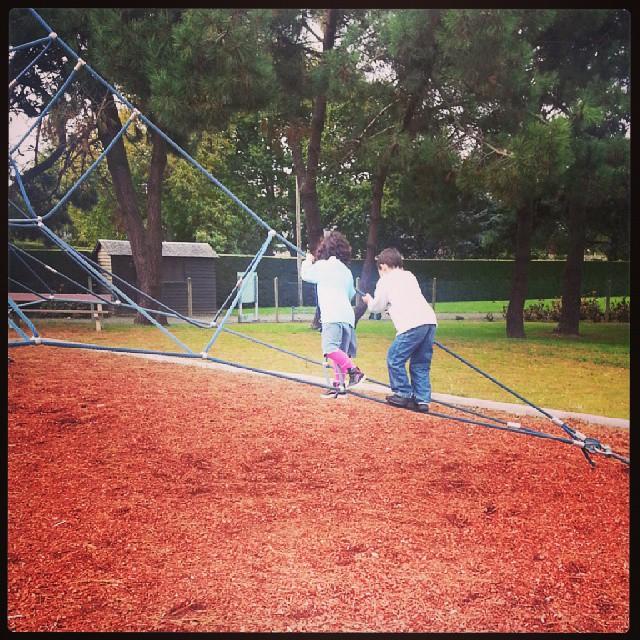 Au parc de #paimpol