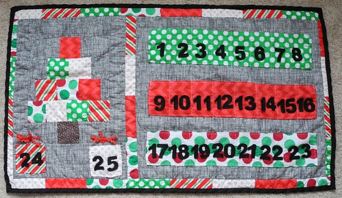 Pretty in Patchwork Holidays Sew Along - Advent Calendar