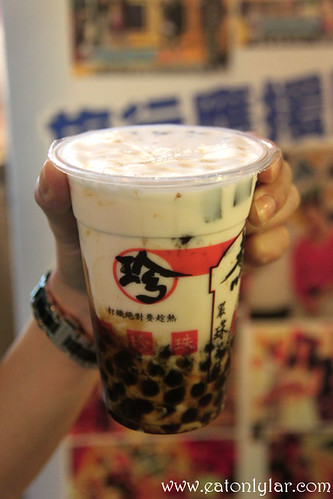 Pearl Milk Tea, Shilin Night Market
