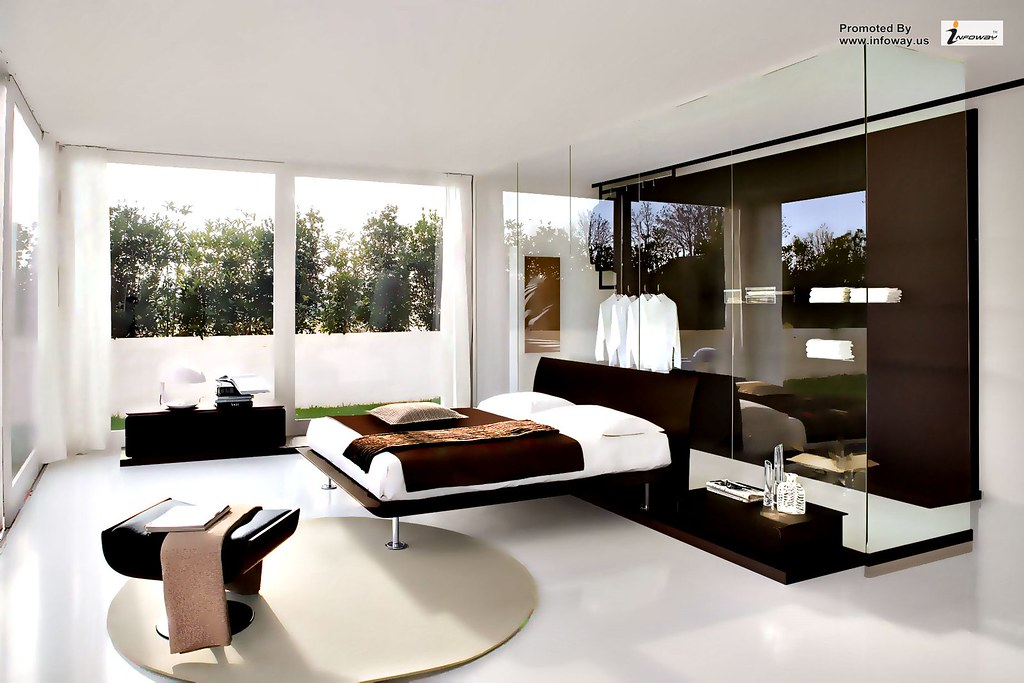 White Small Bedroom Contemporary Italian Bedroom Furniture ...