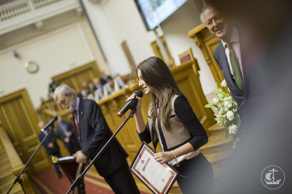3 ноября 2013, Торжественное открытие VII Ассамблеи Русского мира