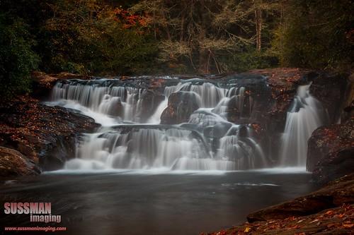 nature water georgia waterfall cleveland northgeorgiamountains whitecounty dickscreekfalls thesussman sonyalphadslra550 sussmanimaging