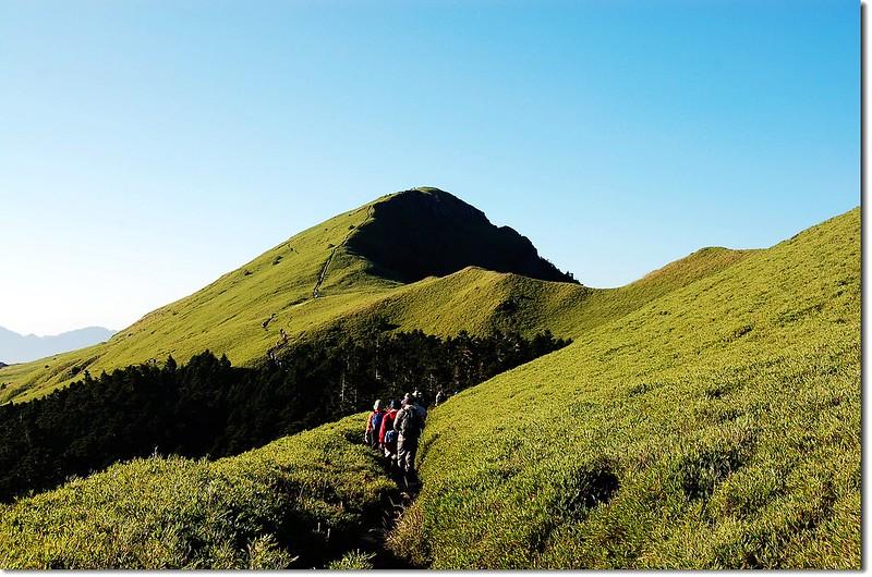 南華山登山步道 4