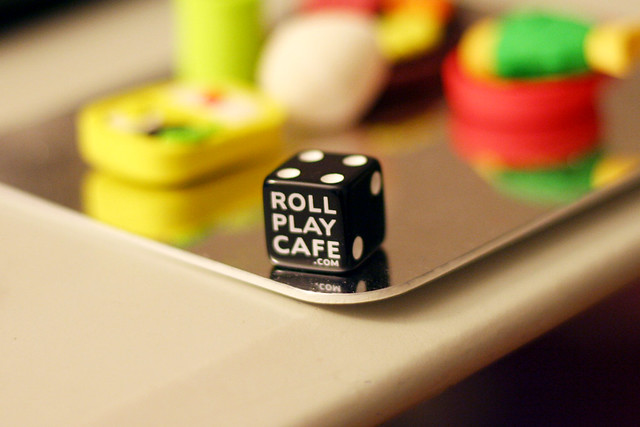 Roll Play Cafe