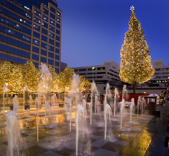 kansas city mayor's christmas tree 2015