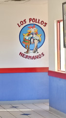 NMTXRoadtrip2013: Breaking Bad -- 'Los Pollos Hermanos'