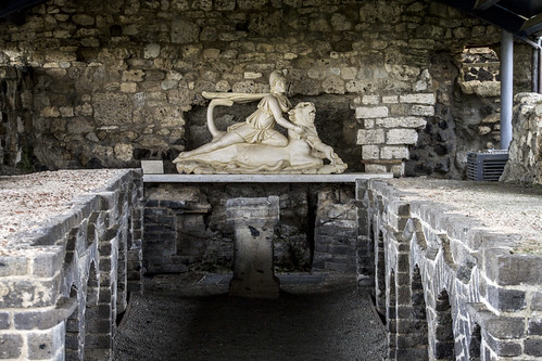 [4116] Vulci, Tempio Mitraico