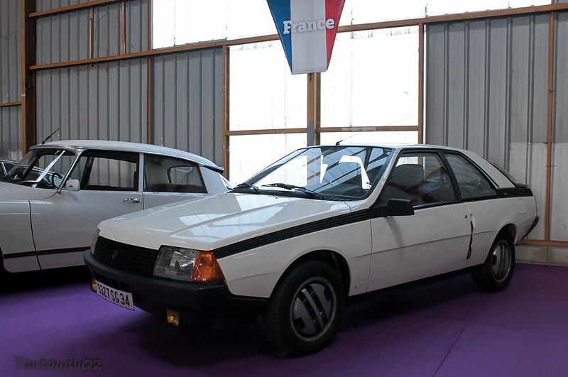 Renault Fuego GTL 1982