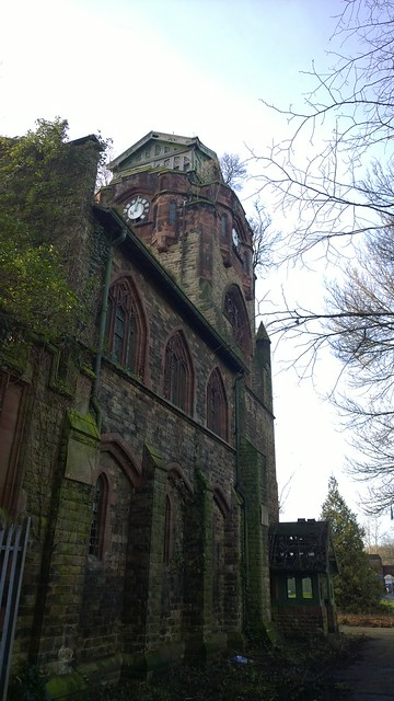 Agecroft Mortuary Chapel, Salford