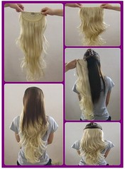 hair pieces extensions