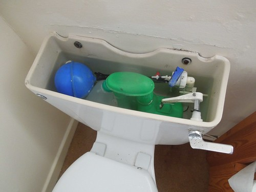 Toilet Cistern Hissing Diynot Forums