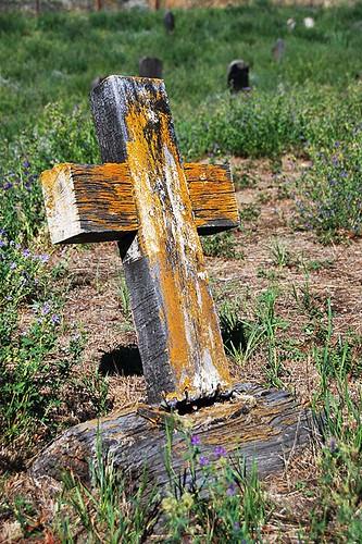 Pioneer Cemetery in Lytton, Gold Country, Thompson Nicola, British Columbia