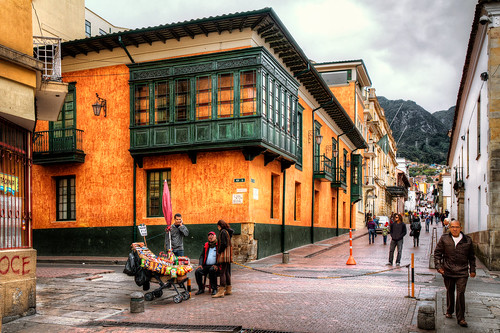 About >> Bogota, Colombia | La Candelaria is one of my favorite place… | Flickr