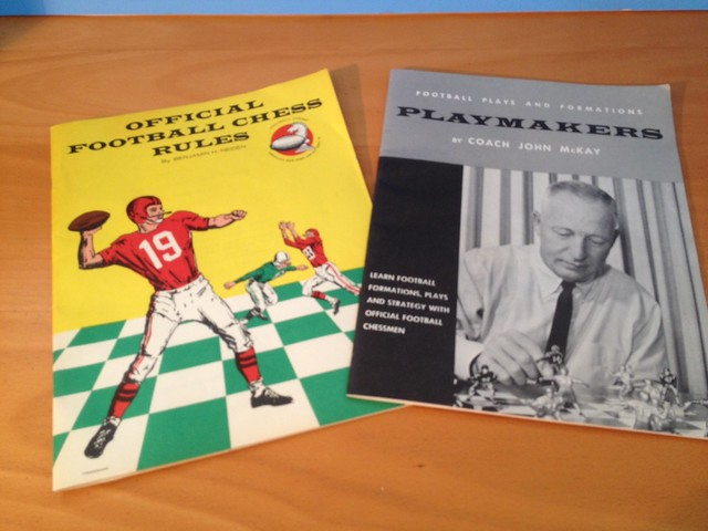 Rules and Plays Front Covers