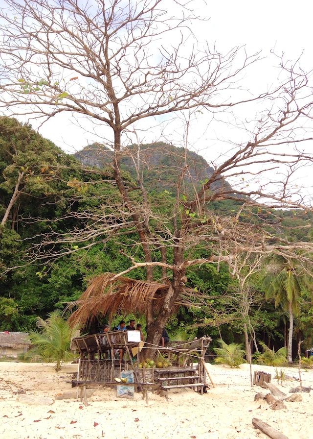 El Nido Palawan island hopping Seven Commandos