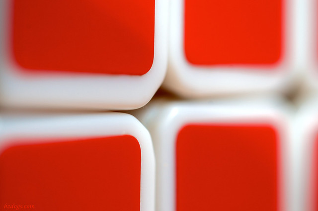 Cube Closeup