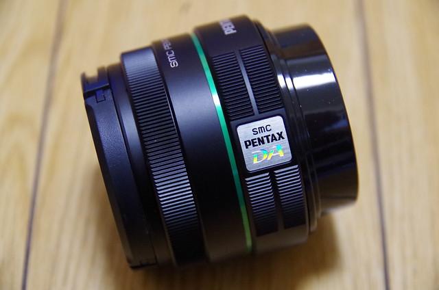 smc PENTAX DA 50mm F1.8