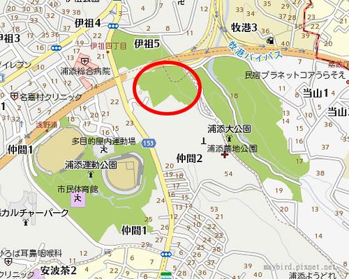浦添大公園溜滑梯