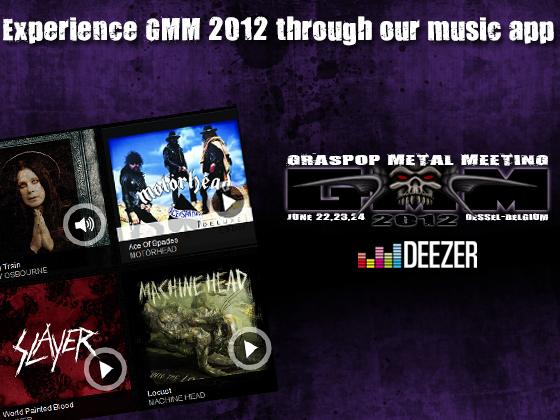 GMM Deezer App