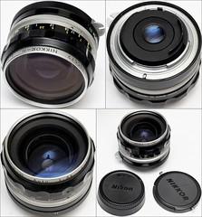 Nikon Pre Ai Nikkor-H 28mm f/3.5