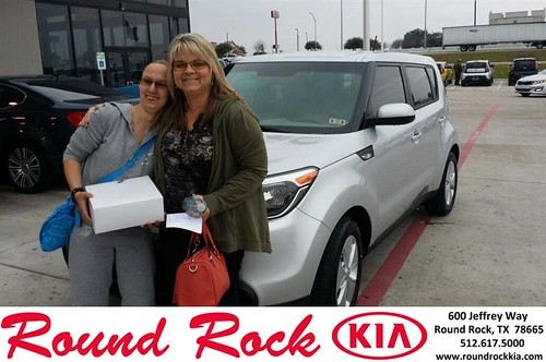 Thank you to Kayla Daley on your new 2014 #Kia #Soul from Fernando Fernandez and everyone at Round Rock Kia! #NewCar by RoundRockKia