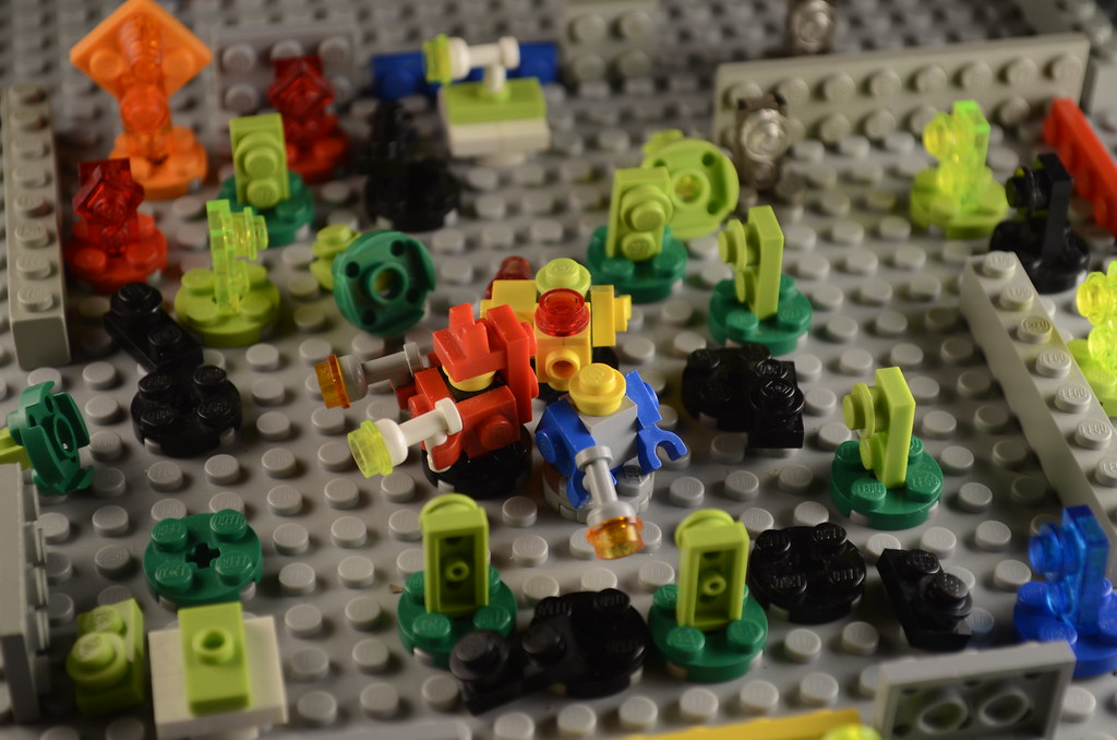Mission 4: Alien Invasion