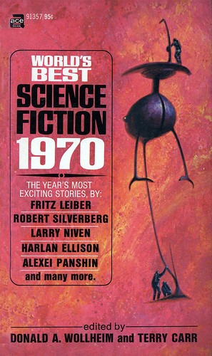 Donald A. Wollheim & Terry Carr - World's Best Science Fiction 1970