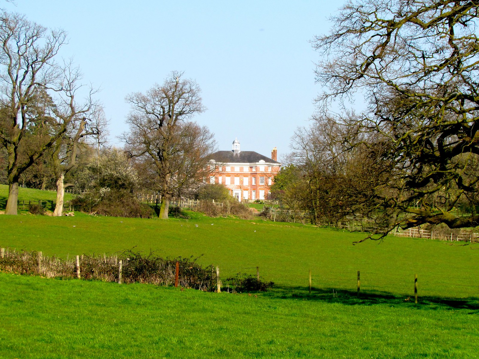 photo from walk Ackworth House
