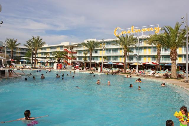 Cabana Bay Beach Resort at Universal Orlando | Flickr - Photo Sharing!