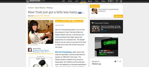 New York just got a little less hairy   New York Beauty Products   Examiner.com
