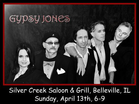 Gypsy Jones 4-13-14