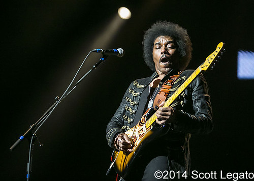 Experience Hendrix Tour 2014 - 04-03-14