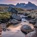 The Cobbler Sunset by Bryan Harkin