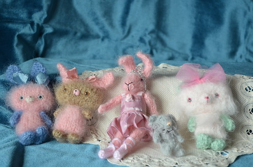 SWEET SOFT TOYS FROM VIOLASUE