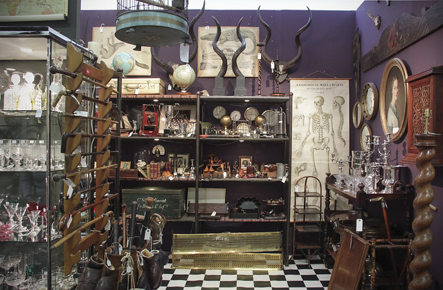 Andrew Collier Antiques