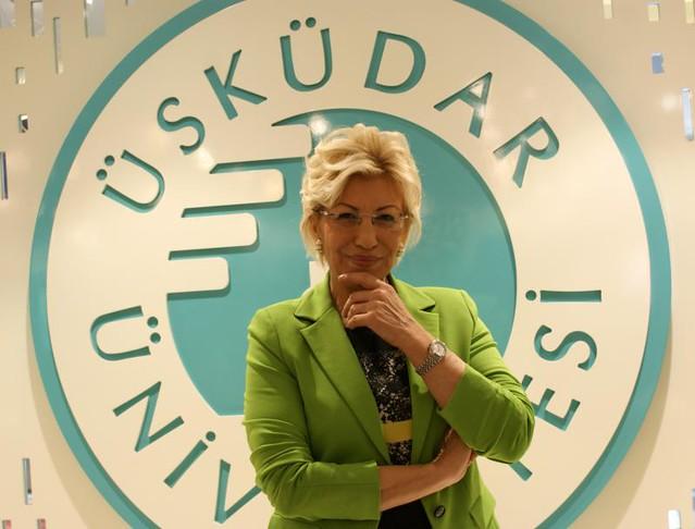 Prof. Dr. Sevil Atasoy suç ve suçluyla mücadelesini Üsküdar Üniversitesi'nde sürdürecek