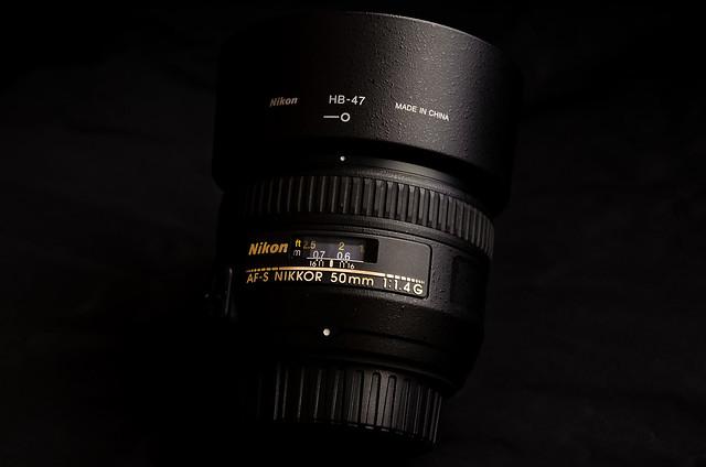50mm F1.4G