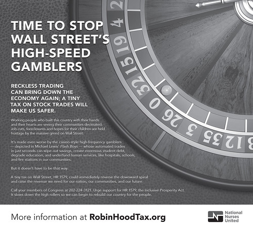 Ad appearing in the New York Times today 04/23/14.