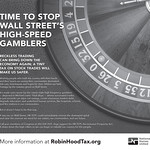 Time to Stop Wall Street's High-Speed Gamblers, Activists Step Up Call for a Tax on Wall Street