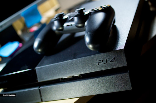 Finally gave in to PS4 | by Leon Terra