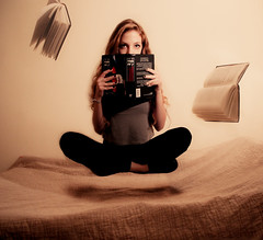 The power of books by RonaB7
